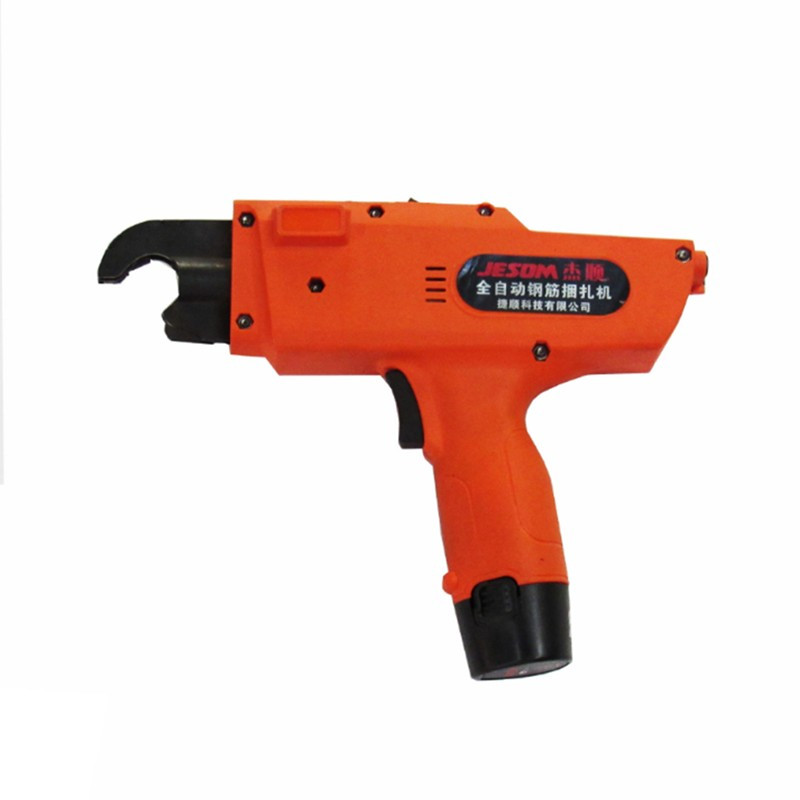 Automatic Rebar Tying Machine  Rechargeable Lithium Battery Electric Tool Rebar tier 1500mAh/3000mAhAutomatic Rebar Tying Machine  Rechargeable Lithium Battery Electric Tool Rebar tier 1500mAh/3000mAh