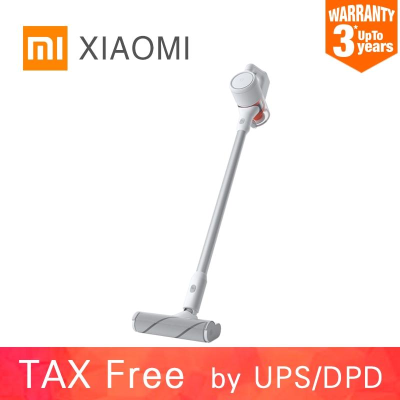 Xiaomi Mijia aspiradora de mano para casa hogar inalámbrico aspirador 23000 Pa ciclón succión multifuncional
