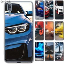 Desxz BMW Case For Huawei Honor 6A 6C 7A 7X 8 9 Lite 9i 10 Play 8C Note 10 Hard Cover(China)