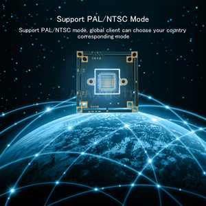 Image 5 - CMOS חיישן אנלוגי CCTV מצלמה מודול תנועת חיישן 700TVL אבטחת וידאו מעקב אנלוגי מצלמה מיני CVBS אבטחת מערכת