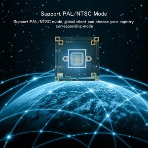 Image 5 - CMOS sensörü Analog güvenlik kamerası modülü hareket sensörü 700TVL güvenlik Video gözetim Analog kamera Mini CVBS güvenlik sistemi