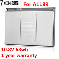 68wh Original Laptop Battery For Apple Macbook Pro 17 Inch A1189 A1151 A1212 A1229 A1261 MA458
