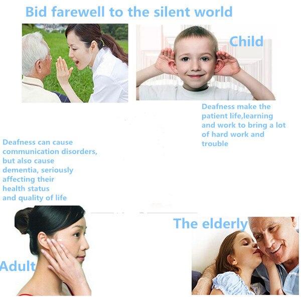 Home Care Digital audifonos digitales para sordos precios Earphone Digital hearing aids for the deaf MY-20free shipping