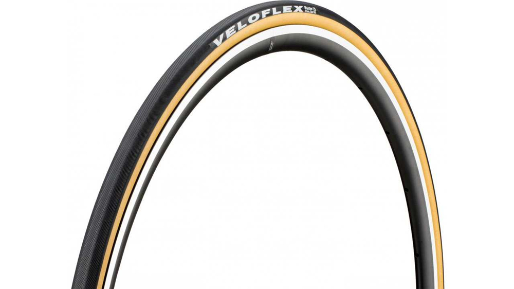Two Tires Veloflex Master Clincher 700x25 Tire Pair