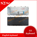 English keyboard FOR HP Envy 4 ENVY 6 Envy4-1000 Envy6 -1000 ENVY 4 -1200 WITH FRAME US Keyboard
