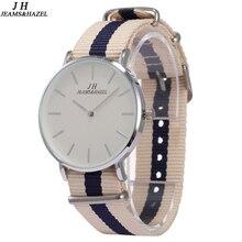 Купить с кэшбэком JH New Top Luxury Watch Men Brand Men's Watches Ultra Big Stainless Steel Mesh Band Quartz Wristwatch Fashion casual watches