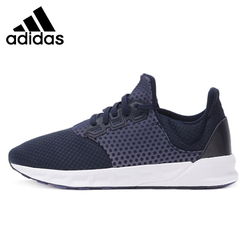 ADIDAS Original 2016 New Arrival Mens Running Shoes Breathable Professional Stability Comfortable Sneakers For Men#AQ6675 apple summer new arrival men s light mesh sports running shoes breathable fly knit leisure comfortable slip on sneakers ap9001