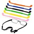 Gafas Gafas gafas de Sol Deportes de La Correa de Banda de silicona Soporte Del Cable Para Kids-J117