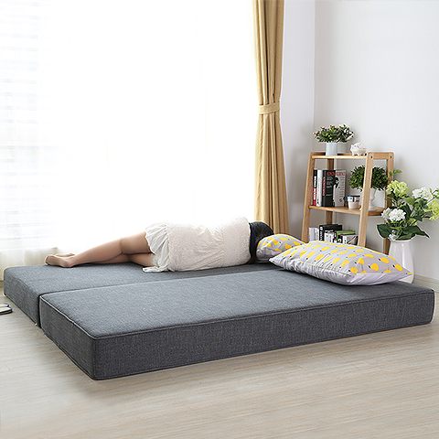 Small And Medium Size Sofa Bed Modern Minimalist Ikea 1 8 Multifunction Single Or Double Fabric In Hotel Beds From Furniture On