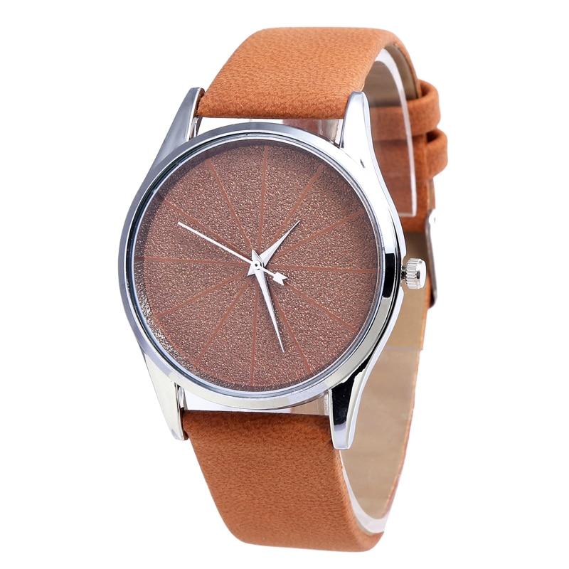 No Digital Watch Quartz Watch Ladies Leather Clock Fashion Romantic Woman Watch Relogio Faminino Hour Saat Erkek Kol Saati
