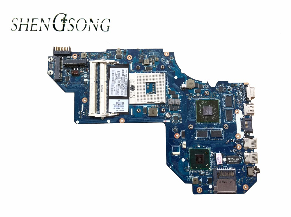 686930-501 Free Shipping QCL50 LA-8711P REV : 1.0 Suitable For Hp Pavilion M6-1000 M6 Noteboo PC Laptop Motherboard 686930-001