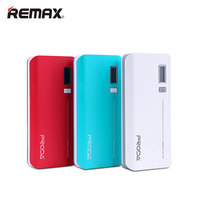CNPOWER Original Remax V10I Powerbank 2000mAh Dual USB LED Diaplay Portable Phone Battery Charger For Xiaomi