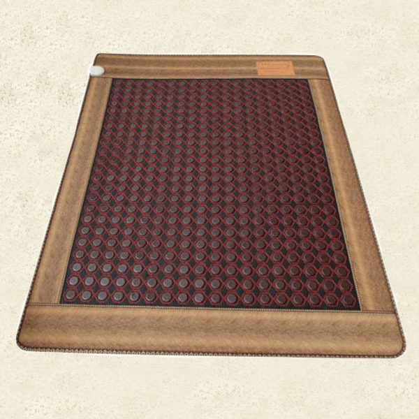 Free Shipping! Good Jade Germanium Stone Mattress Jade Health Care Physical Therapy Mat Tourmaline Heat Mattress Size120x190cm free shipping jade germanium stone mattress jade health care physical therapy mat tourmaline heating mattress eye cover1 2 1 9m