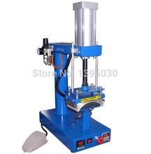 1pc air cap press machine CP815 pneumatic heat press machine