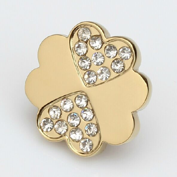 Deluxe glass crystal drawer knob pull gold kichen cabinet handle knob diamond dresser cupboard door furniture