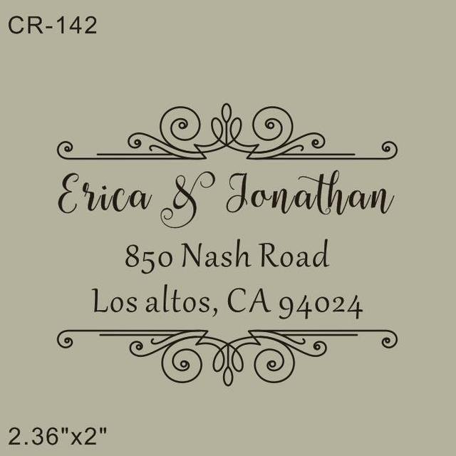 custom wedding stamps 2 36 x2 invitation card love day seal couples