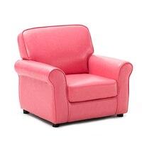 Современная искусственная кожа детский диван стул кресло для детей мебель маленькая рука стул для детей в гостиной спальня для игр
