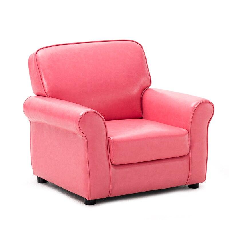 Современные из искусственной кожи детский диван стул кресло для детей мебель Малый Кресло Для детей в Гостиная Спальня для игр
