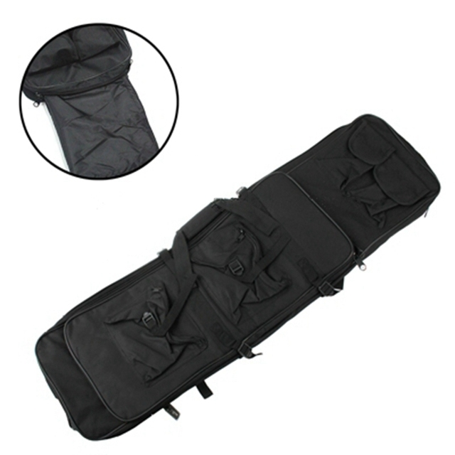 85cm 100cm 120cm Outdoor Tactical Hunting Bag Airsoft Carbine  Paintball Military Shooting Gun Case Rifle Bag Accessories 2