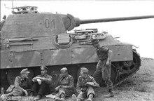 1:35 «большая Немецкая Танковая Дивизия» ace (4 человек)