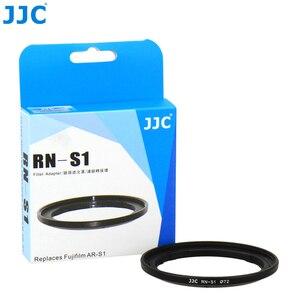Image 5 - JJC RN S1 72 ミリメートルカメラフィルターリング変換レンズアダプタチューブ富士フイルム FinePix S1