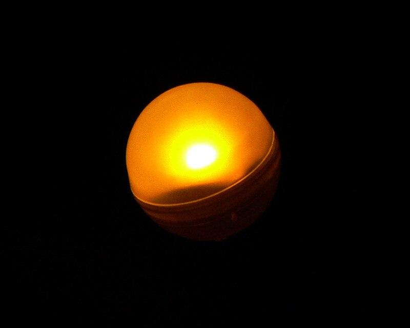 Фея 12 шт. ягоды белый Открытый Сад Путь Свадебный декор, освещение светодиодный мяч