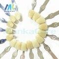 Отбеливание зубов Тени Руководство Профессиональный 3D Shade Стоматолог фарфоровой 16 цвета Стоматологическая Клиника Руководство Тень