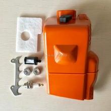 Крышка цилиндра воздушный фильтр комплект для STIHL 017 018 MS170 MS180 MS 170 180 бензопила запасные части