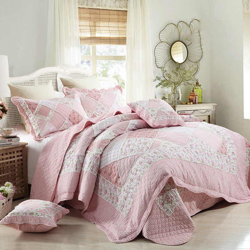 Online Get Cheap Country Quilts Bedding Aliexpress Com