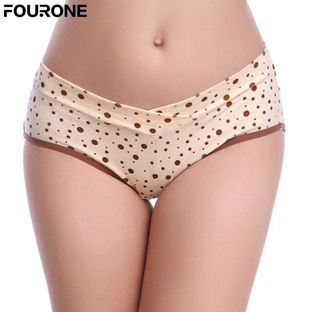 b685221ec Hot New Sexy 3pcs Cotton U-Shaped Low Waist Maternity Underwear Pregnant  Women Panties Pregnancy Briefs