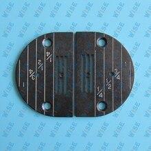 2 PCS NEEDLE THROAT PLATE Singer 31 class 31-15 44 95 class 96 class 196K 241 class +