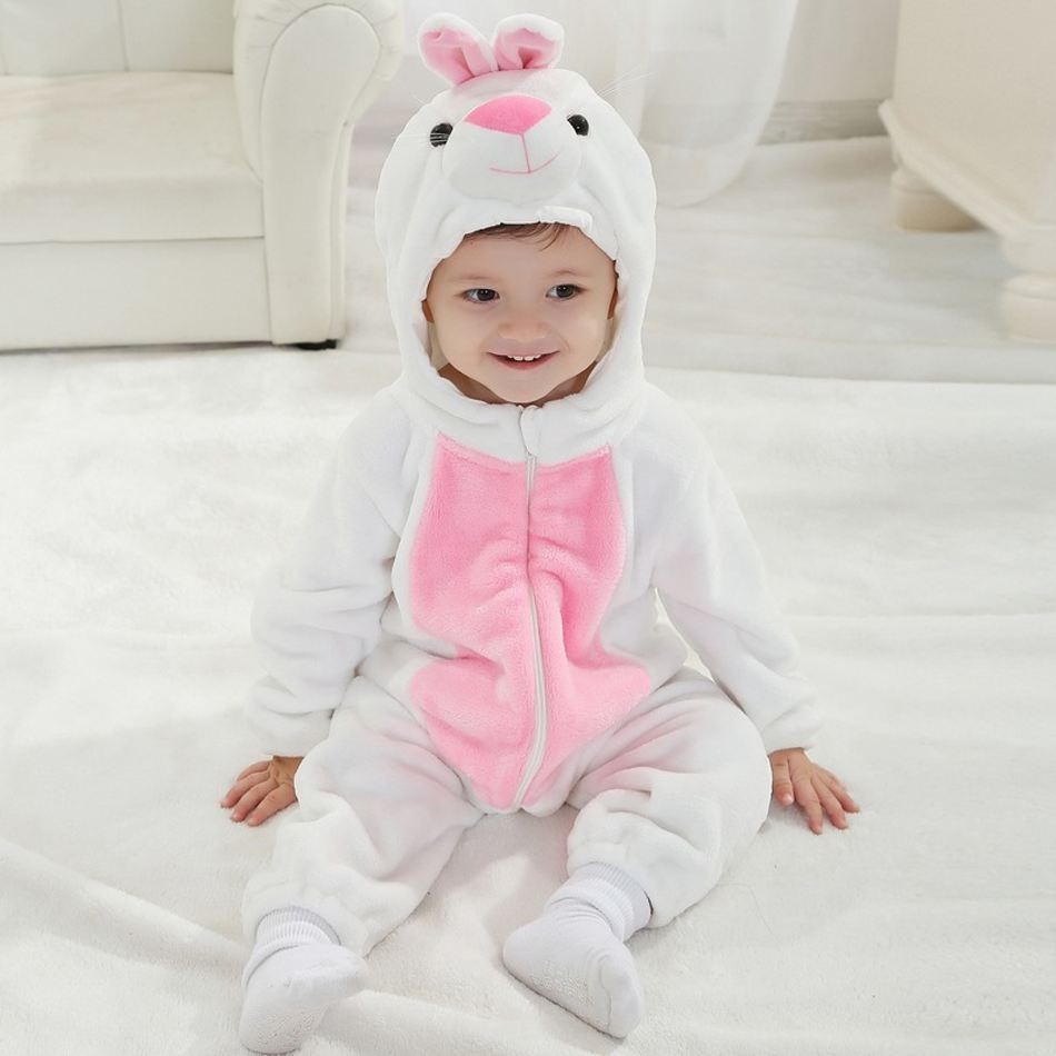 Baby Animal Rompers (2)