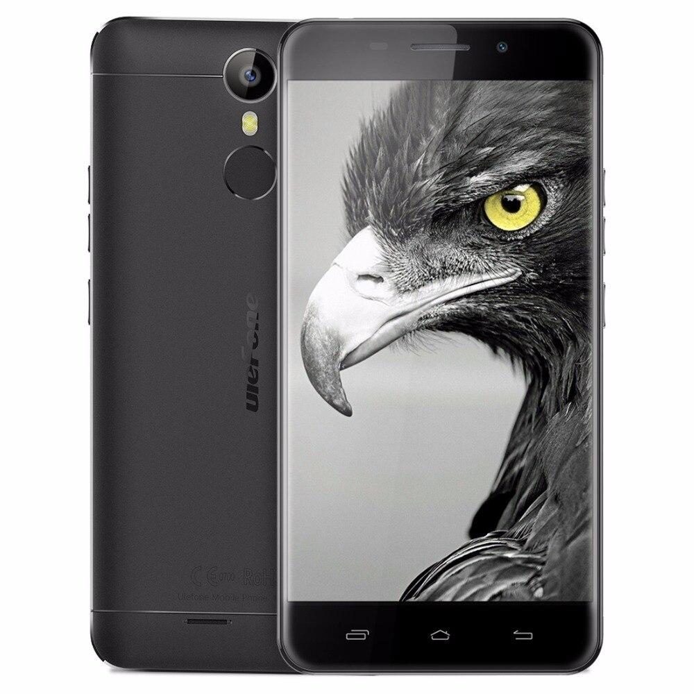 Original 5 0 inch Ulefone Metal 4G Mobile Phones Android 6 0 3GB RAM 16GB ROM