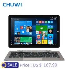 CHUWI официальный! 10.8 дюймов CHUWI Hi10 плюс двойной OS Планшеты PC Окна 10 Android 5.1 Intel Atom Z8350 4 ядра 4 ГБ Оперативная память 64 ГБ Встроенная память