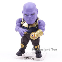 Beast Kingdom Marvel Avengers Infinity War Thanos Egg Attack Action EAA 059 PVC Action Figure Collectible Model Toy