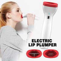 Silikon Elektrische Lip Plumper Gerät Pflege Werkzeug Vollere Lippen Enhancer Plump Sexy Labios Aumento Glanz Repulpant Levre Volle Lippen