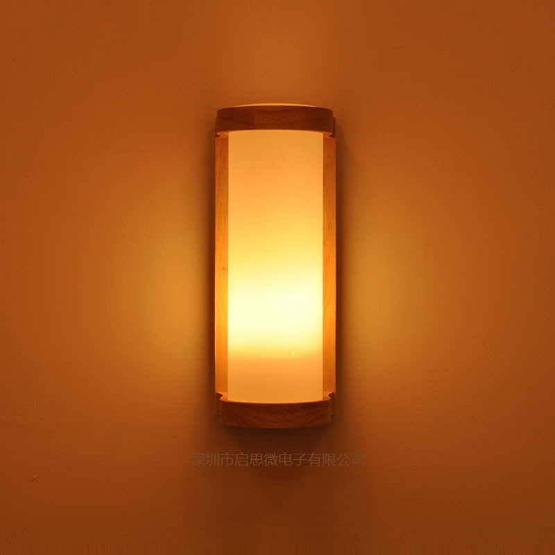 New Modern Lighting Wooden Wall Lamp Bedroom living room Light Cabinet Luminaria Lamparas Applique Dining Restaurant Wall Sconce modern lamp trophy wall lamp wall lamp bed lighting bedside wall lamp