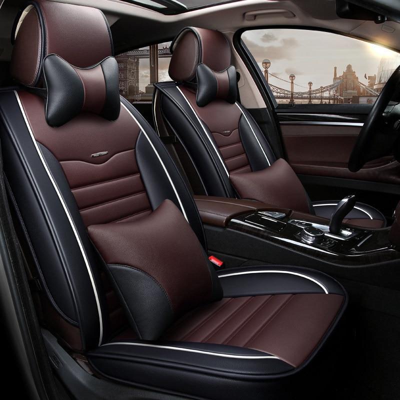 Four Seasons General Car Seat Cushions Car pad,Car Styling Car Seat Cover For Cadillac ATS CTS XTS SRX SLS Escalade SUV