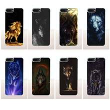 Bixedx Love Wolf Wolves Soft Mobile For Huawei G7 G8 Honor 5A 5C 5X 6 6X 7 8 V8 Mate 8 9 P7 P8 P9 P10 Lite Plus(China)