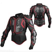 2017 Motorcycle Full Body Armor Protector Pro Street Motocross ATV Guard Shirt Jacket Protective Gear