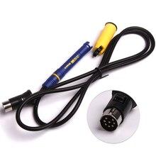 70 Вт FM-2028/FM2028 паяльник для HAKKO FX-951/952/950 паяльная станция для использования с T12/T15 припоя советы
