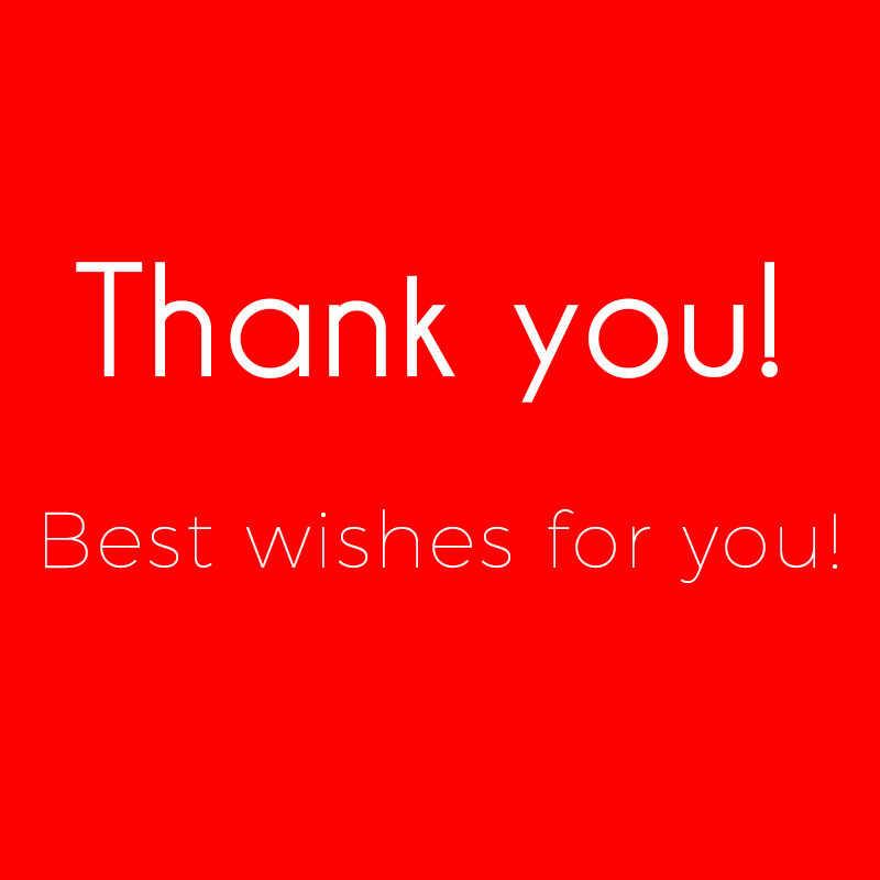 Teşekkür ederim ve en iyi dileklerimle!!~~ (Yok ödeme it eğer yapmadı sipariş bizim mağaza 24 saat)