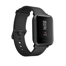 Original Huami AMAZFIT Bip Smartwatch International Version 2.5D Corning Gorilla Glass Screen Geomagnetic Sensor
