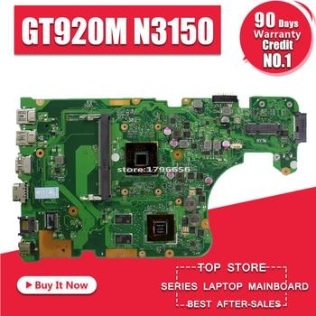 X555SJ Motherboard GT920M N3150 For ASUS K555S K555SJ X555S laptop Motherboard X555SJ Mainboard X555SJ Motherboard test 100% ok