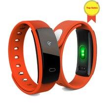 original Bluetooth Smart Band Bracelet Wristband Heart Rate Sleep Blood Pressure Monitor for IOS Android Smartphone smartband