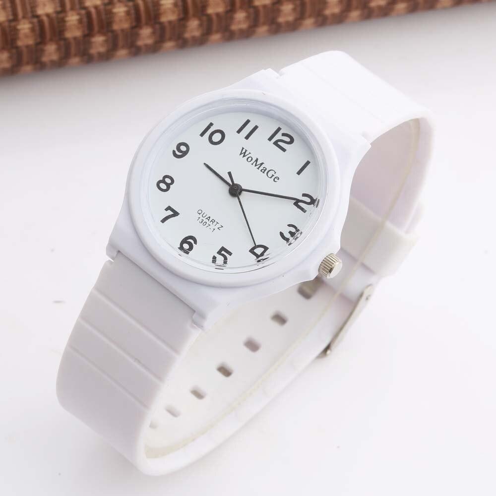 montre enfant New Children Watch Boys Girls Fashion Sports Watches Silicone Band Analog Quartz Watch Kids Watches Best Gift
