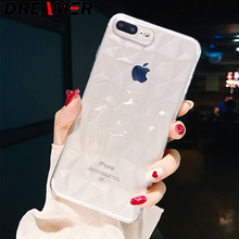 wholesale Soft Transparent Ultra Slim Phone Case For iPhone 6 6s 7 8 Plus X XS cases Shockproof TPU Silicone Back Cove Capa стоимость