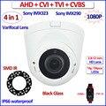 Starvis imx290 2MP cctv camera 4 em 1 câmera ahd 1080 P HDCVI AHD-H imx323 HDTVI Cor Noite modo de Segurança, 960 h, Lente Verifocal