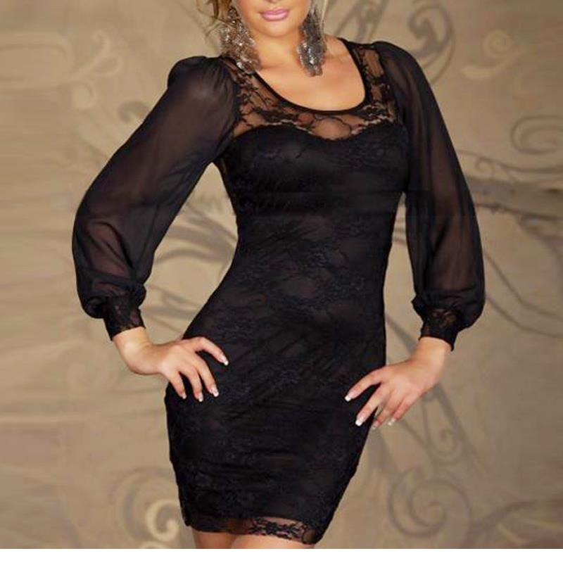 Dream Vine Fashion Women Black White pink Lace Dress Summer Lady Sexy Hollow Out Dresses Free Shipping