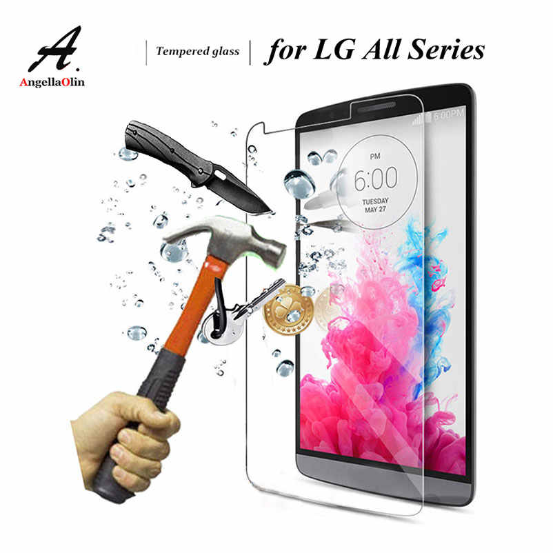 9H Full Cover Tempered Glass Screen Protector For LG G5 Q6